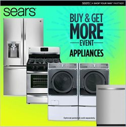 Sears deals in the Houston TX weekly ad
