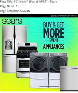 Sears deals in the Modesto CA weekly ad