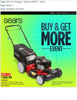 Department Stores deals in the Sears weekly ad in Bessemer AL