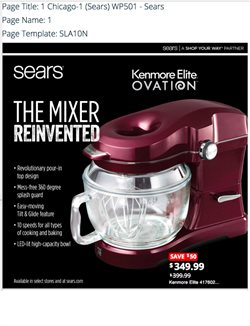 Department Stores deals in the Sears weekly ad in Knoxville TN