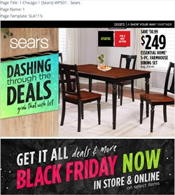 Sears deals in the East Lansing MI weekly ad