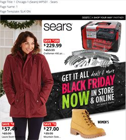 Department Stores deals in the Sears weekly ad in Van Nuys CA