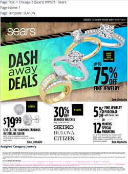 Department Stores deals in the Sears weekly ad in Flushing NY
