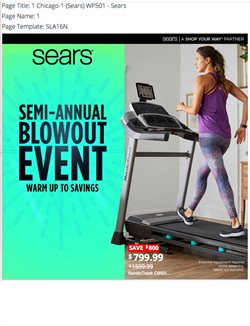Department Stores deals in the Sears weekly ad in San Antonio TX