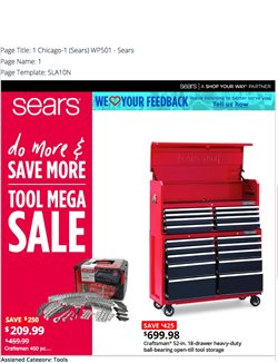 Department Stores deals in the Sears weekly ad in Concord CA