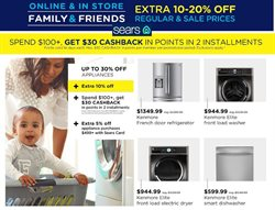 Department Stores deals in the Sears weekly ad in New York