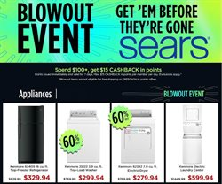 Sears deals in the Las Vegas NV weekly ad