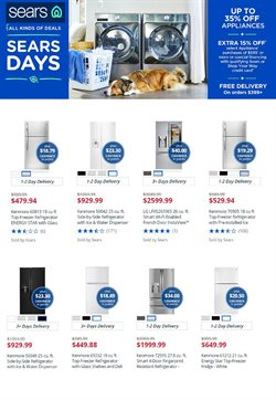 Department Stores deals in the Sears weekly ad in San Francisco CA