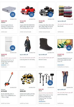 Boots deals in Sears