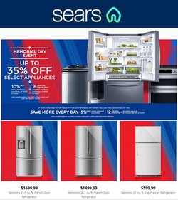 Sears deals in the Sears catalog ( Expired)