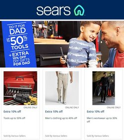 Department Stores deals in the Sears catalog ( 8 days left)