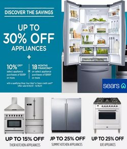 Department Stores deals in the Sears catalog ( Expires today)