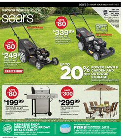 Sears deals in the Los Angeles CA weekly ad