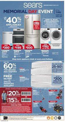 Willowbrook Mall deals in the Sears weekly ad in Houston TX