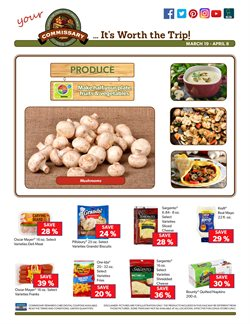 Commissary deals in the Jacksonville FL weekly ad