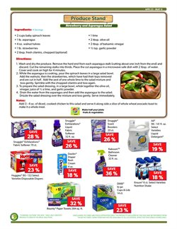Detergent deals in the Commissary weekly ad in Los Angeles CA