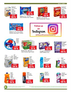 Oreo deals in the Commissary weekly ad in New York