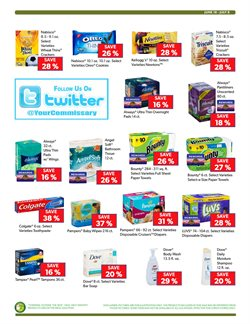 Soap deals in the Commissary weekly ad in New York