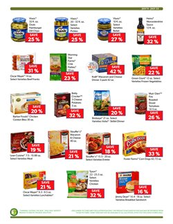 Potatoes deals in the Commissary weekly ad in Abilene TX