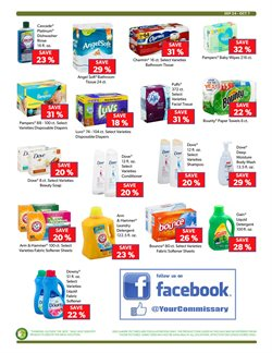 Soap deals in the Commissary weekly ad in Abilene TX