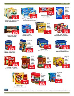 Pizza deals in the Commissary weekly ad in Savannah GA