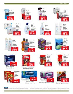 Shampoo deals in the Commissary weekly ad in Troy NY