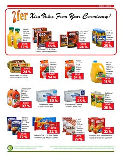 Coffee deals in the Commissary weekly ad in Redding CA