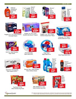 Baby gym deals in the Commissary weekly ad in New York