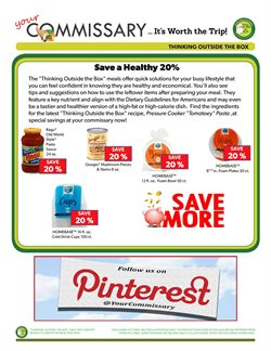 Keys deals in the Commissary weekly ad in Oklahoma City OK