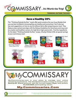 Keys deals in the Commissary weekly ad in New York