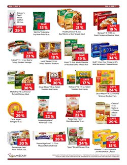 Tyson deals in the Commissary weekly ad in Flushing NY