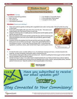 Salad deals in the Commissary weekly ad in Dallas TX