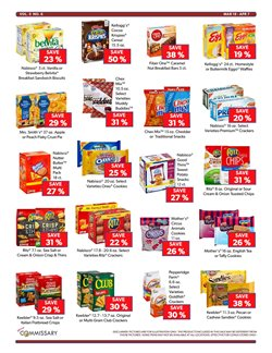 Sandwiches deals in the Commissary weekly ad in New York