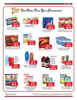 Kiwis deals in the Commissary weekly ad in New York