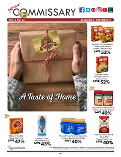 Commissary deals in the Mesquite TX weekly ad