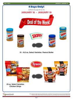 Grocery & Drug deals in the Commissary weekly ad in Layton UT
