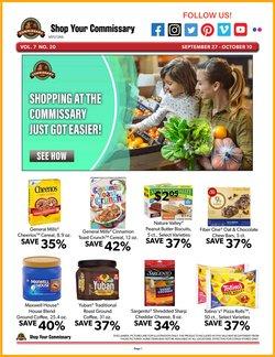 Commissary catalog ( 1 day ago)