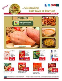 Commissary deals in the Indianapolis IN weekly ad