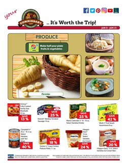 Commissary deals in the Honolulu HI weekly ad