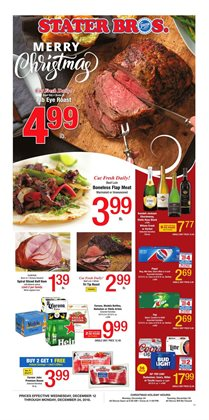 Stater Bros deals in the Oceanside CA weekly ad