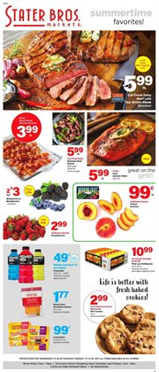 Stater Bros catalogue in Los Angeles CA ( Published today )