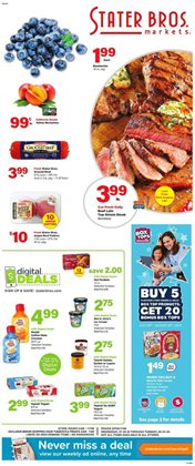 Stater Bros catalog ( Expires today)