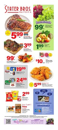 Stater Bros catalogue ( 1 day ago )