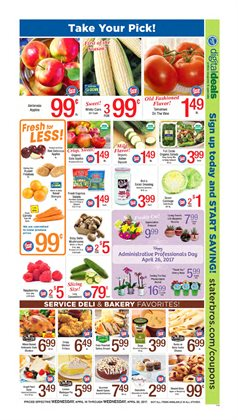 Fruit deals in the Stater Bros weekly ad in Los Angeles CA