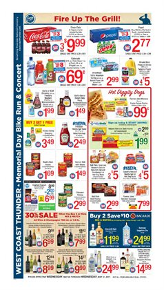 Barbecue deals in the Stater Bros weekly ad in Los Angeles CA
