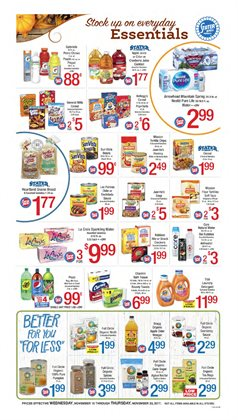 Detergent deals in the Stater Bros weekly ad in Los Angeles CA