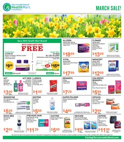 Body care deals in the Health Mart weekly ad in Stone Mountain GA