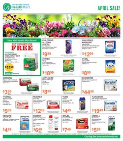 Beauty & Personal Care deals in the Health Mart weekly ad in Yorba Linda CA