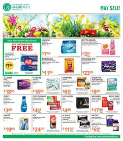 Beauty & Personal Care deals in the Health Mart weekly ad in Rapid City SD
