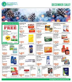 Beauty & Personal Care deals in the Health Mart weekly ad in Decatur GA